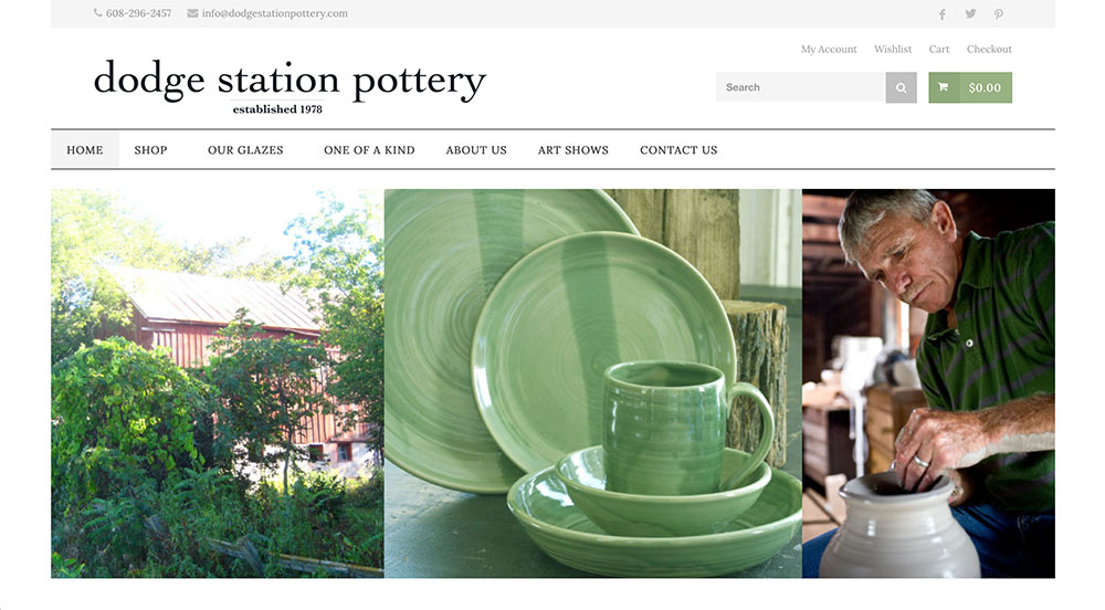 Dodge Station Pottery