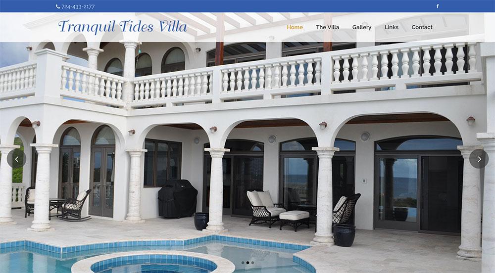 Tranquil Tides Villa